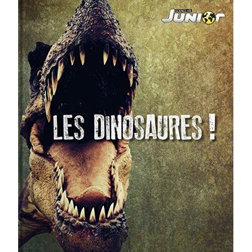 Science & Vie Junior - Les dinosaures ! : Avec le DVD L'Age de Glace 3 Le temps des dinosaures (1DVD) - Preis vom 04.05.2021 04:55:49 h