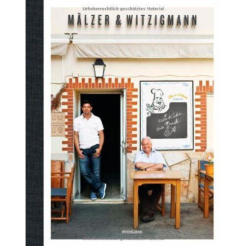 Tim Mälzer - Mälzer & Witzigmann: Zwei Köche - ein Buch - Preis vom 20.10.2020 04:55:35 h