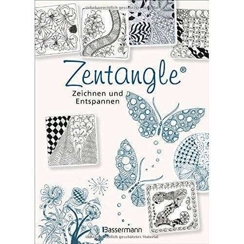 Jane Marbaix - Zentangle®: Zeichnen und Entspannen - Preis vom 05.05.2021 04:54:13 h