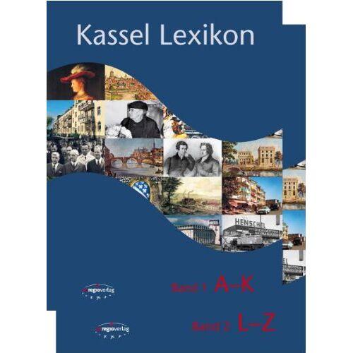 Stadt Kassel - Kassel Lexikon: in zwei Bänden: A-K und L-Z - Preis vom 24.02.2021 06:00:20 h