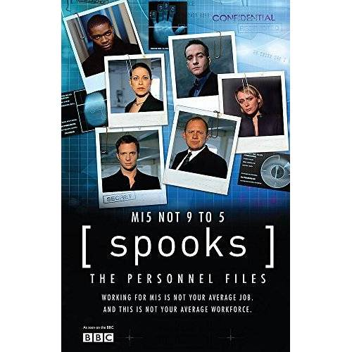 Kudos - Spooks: The Personnel Files (Spooks 1) - Preis vom 25.02.2021 06:08:03 h