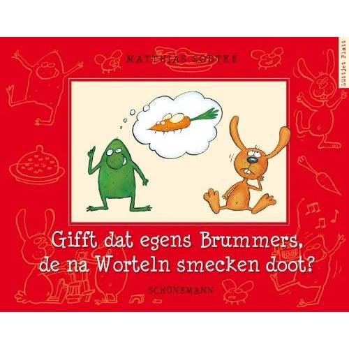 Matthias Sodtke - Gifft dat egens Brummers, de na Worteln smecken doot? - Preis vom 25.02.2021 06:08:03 h
