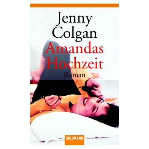 Jenny Colgan - Amandas Hochzeit - Preis vom 09.04.2020 04:56:59 h
