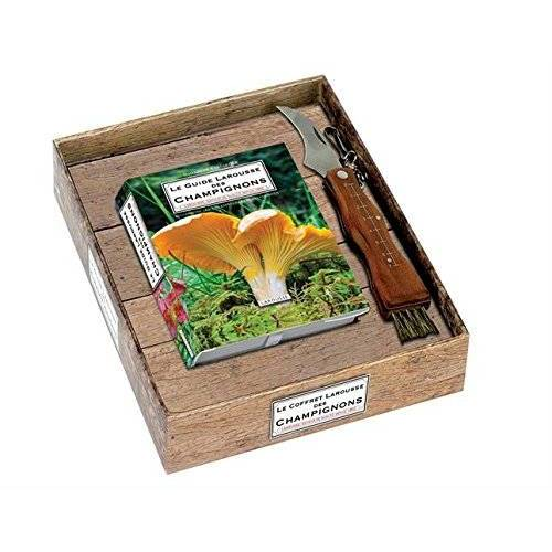 - Le coffret Larousse des champignons : 1 livre et 1 couteau à champignons - Preis vom 05.09.2020 04:49:05 h