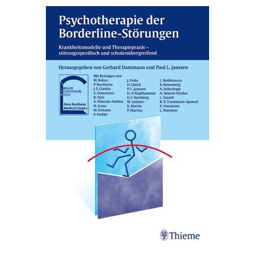 Gerhard Dammann - Psychotherapie der Borderline-Störungen - Preis vom 27.10.2020 05:58:10 h