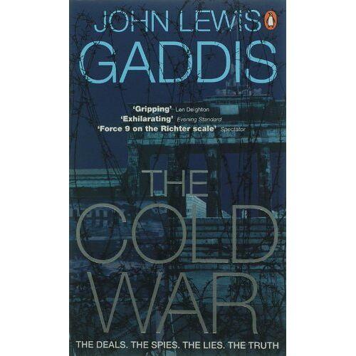Gaddis, John Lewis - The Cold War. - Preis vom 20.10.2020 04:55:35 h