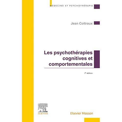 - Les psychothérapies cognitives et comportementales (Médecine et psychothérapie) - Preis vom 24.02.2021 06:00:20 h