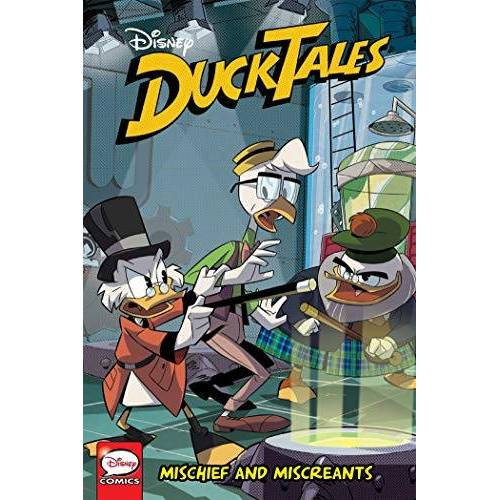 Steve Behling - Ducktales: Mischief and Miscreants (DuckTales Adventures!) - Preis vom 04.09.2020 04:54:27 h