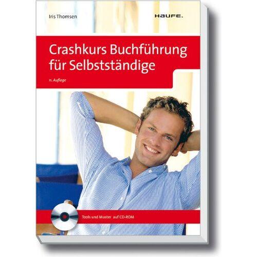 Iris Thomsen - Crashkurs Buchführung für Selbstständige - Preis vom 31.03.2020 04:56:10 h