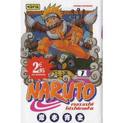 - Naruto, Tome 1 : - Preis vom 10.05.2021 04:48:42 h