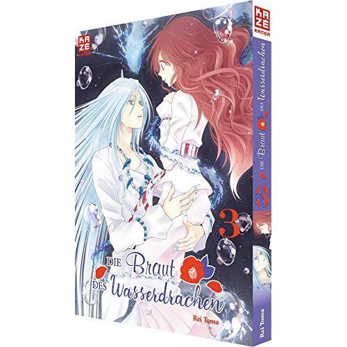 Rei Toma - Die Braut des Wasserdrachen - Band 03 - Preis vom 21.10.2020 04:49:09 h