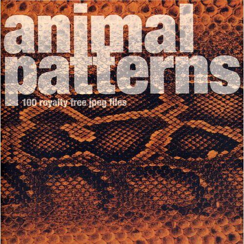 - Animal Patterns: 100 Royalty Free Jpeg Files (Royalty Free Patterns) - Preis vom 24.02.2021 06:00:20 h