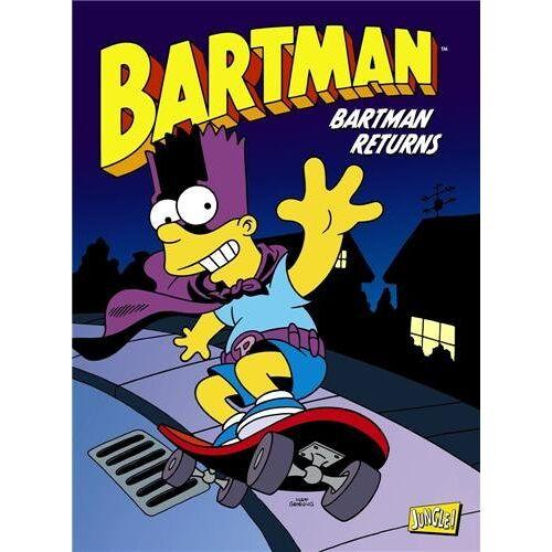 Matt Groening - Bartman, Tome 2 : Bartman returns - Preis vom 15.04.2021 04:51:42 h