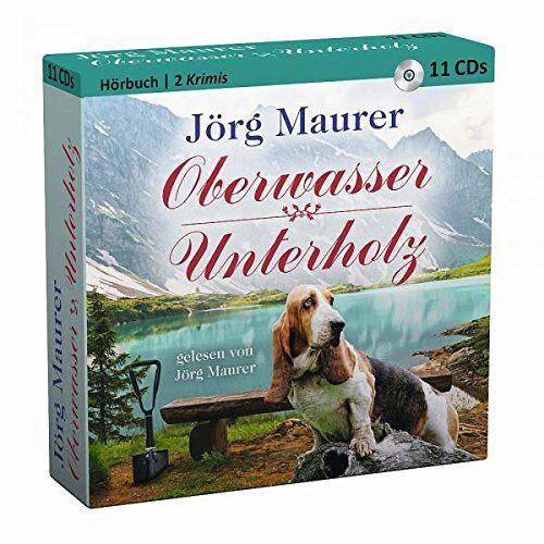 Jörg Maurer - Oberwasser/Unterholz - Preis vom 20.10.2020 04:55:35 h