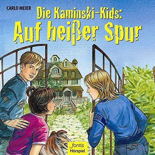 Carlo Meier - Die Kaminski-Kids: Auf heißer Spur (Die Kaminski-Kids (HS)) - Preis vom 06.09.2020 04:54:28 h