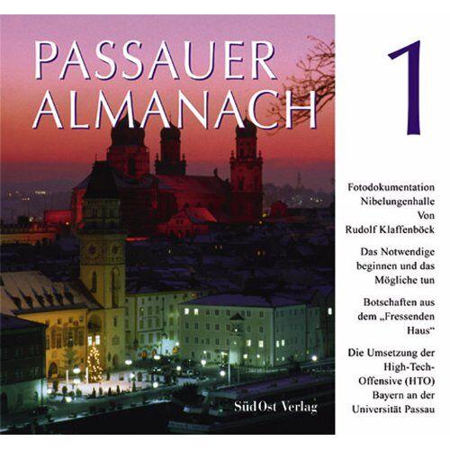 Edith Rabenstein - Passauer Almanach: Jahrbuch 2004/2005 - Preis vom 13.05.2021 04:51:36 h