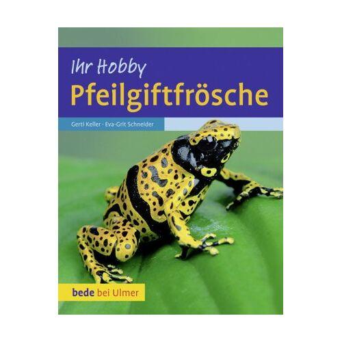 Gerti Keller - Ihr Hobby - Pfeilgiftfrösche - Preis vom 13.01.2021 05:57:33 h