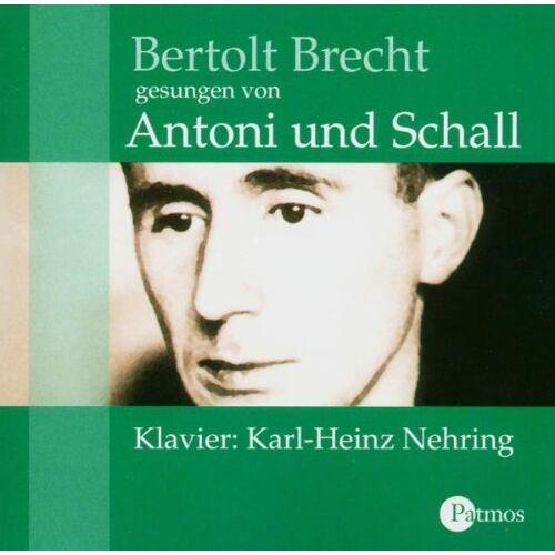 Bertolt Brecht - Bertolt Brecht. CD - Preis vom 15.04.2021 04:51:42 h