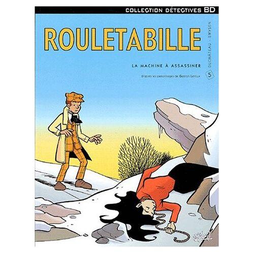 - Rouletabille t5 - Preis vom 17.04.2021 04:51:59 h