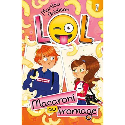- LOL, Tome 1 : Macaroni au fromage - Preis vom 16.01.2021 06:04:45 h