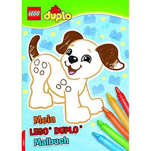 - Mein LEGO® DUPLO® Malbuch - Preis vom 25.01.2020 05:58:48 h