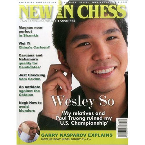 Ten Geuzendam, Dirk Jan - New in Chess Magazine 2015/4 - Preis vom 05.05.2021 04:54:13 h