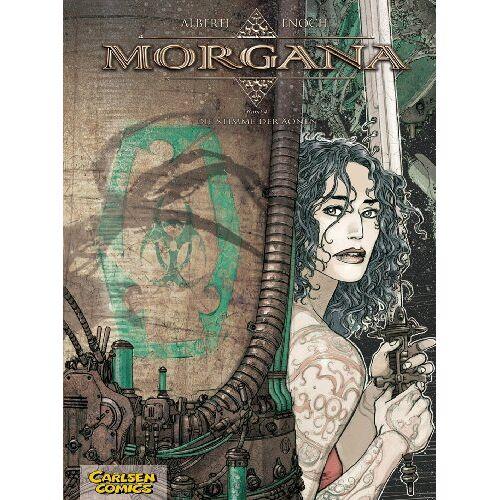 Luca Enoch - Morgana, Band 4: Morgana 4: BD 4 - Preis vom 10.05.2021 04:48:42 h