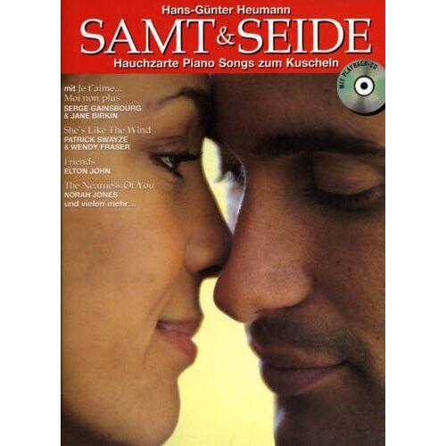 Hans-Günter Heumann - Samt & Seide, m. Audio-CD - Preis vom 03.05.2021 04:57:00 h