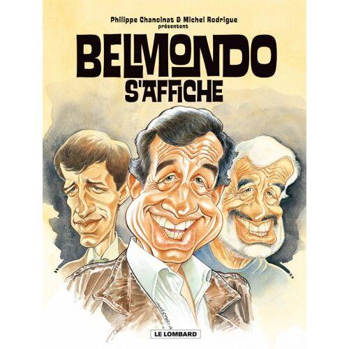 Collectif/Chanoinat - Belmondo Belmondo S'Affiche - Preis vom 05.05.2021 04:54:13 h