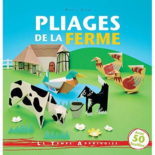 Mari Ono - Pliages de la ferme - Preis vom 12.05.2021 04:50:50 h