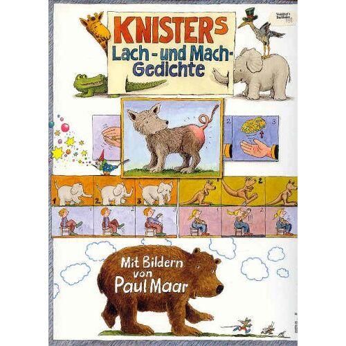 Knister - Knisters Lach- und Machgedichte - Preis vom 17.01.2021 06:05:38 h