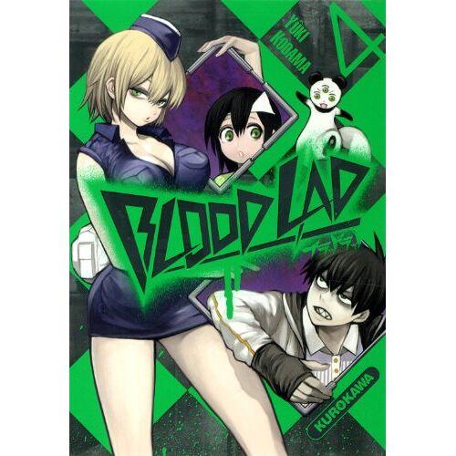 Yuuki Kodama - Blood Lad, Tome 4 : - Preis vom 27.10.2020 05:58:10 h