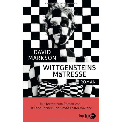David Markson - Wittgensteins Mätresse: Roman - Preis vom 14.10.2019 04:58:50 h