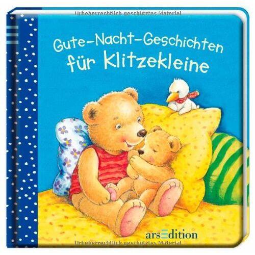 Sabine Cuno - Gute-Nacht-Geschichten für Klitzekleine (Klitzekleine-Reihe) - Preis vom 20.10.2020 04:55:35 h