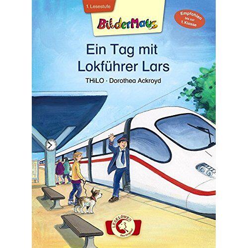 THiLO - Bildermaus - Ein Tag mit Lokführer Lars - Preis vom 08.05.2021 04:52:27 h