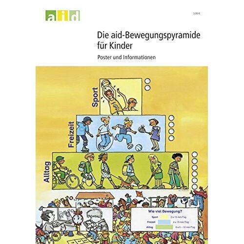 - Die aid-Bewegungspyramide für Kinder - Preis vom 13.05.2021 04:51:36 h