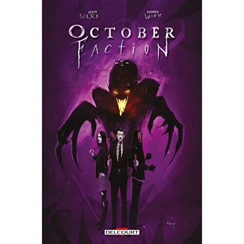 - October Faction T02 (October Faction (2)) - Preis vom 26.02.2021 06:01:53 h