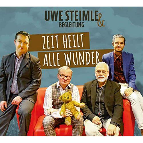 Uwe Steimle - Zeit heilt alle Wunder: Uwe Steimle, Zeit heilt alle Wunder - Preis vom 17.04.2021 04:51:59 h