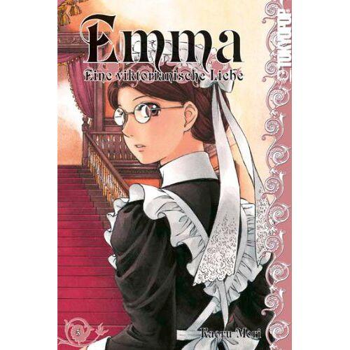 Kaoru Mori - Emma - Eine viktorianische Liebe 05 - Preis vom 20.10.2020 04:55:35 h