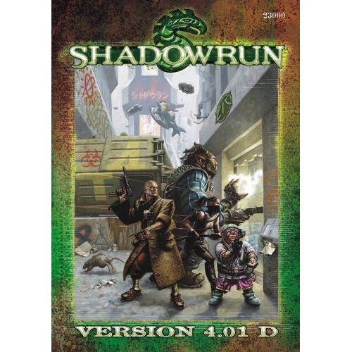 Rob Boyle - Shadowrun 4. Edition. Shadowrun Grundregelwerk - Preis vom 15.04.2021 04:51:42 h