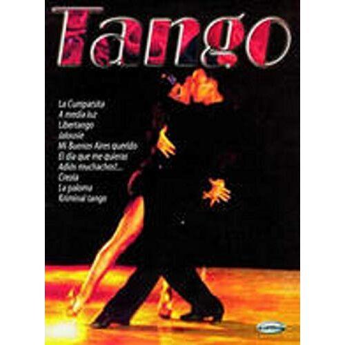 - Tango. Für Klavier, Gesang & Gitarre - Preis vom 21.10.2020 04:49:09 h