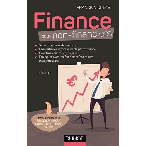 Nicolas Franck - Finance pour non-financiers - Preis vom 20.10.2020 04:55:35 h