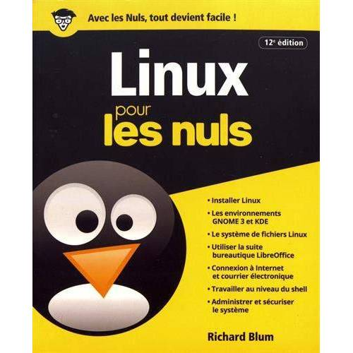 - Linux pour les nuls - Preis vom 24.01.2021 06:07:55 h