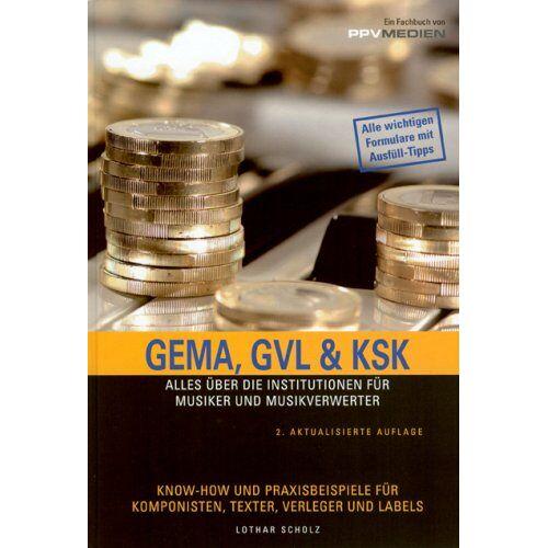 Lothar Scholz - GEMA, GVL & KSK - Preis vom 23.02.2021 06:05:19 h