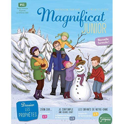 Magnificat - Magnificat Junior n°161 - Preis vom 10.04.2021 04:53:14 h