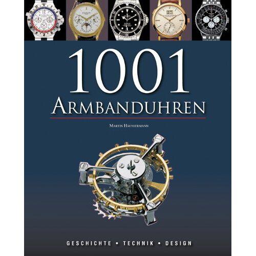 Martin Häußermann - 1001 Armbanduhren - Preis vom 23.02.2020 05:59:53 h