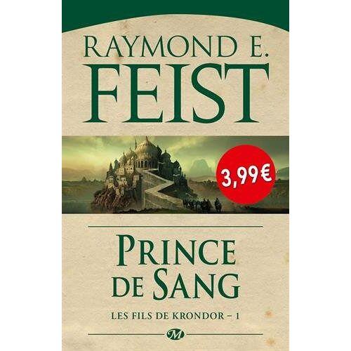 - Les fils de Krondor, Tome 1 : Prince de sang - Preis vom 09.05.2021 04:52:39 h