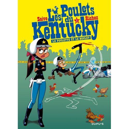 - Les poulets du Kentucky, Tome 1 : La poulette et le boulet - Preis vom 19.01.2021 06:03:31 h