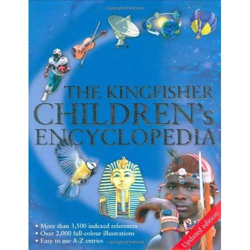 - The Kingfisher Children's Encyclopedia (Kingfisher Knowledge) - Preis vom 24.02.2021 06:00:20 h