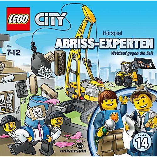 Lego City - Lego City 14: Abriss-Experten (CD) - Preis vom 11.12.2019 05:56:01 h